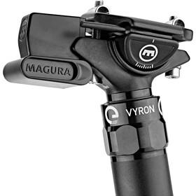 Magura VYRON eLECT Tige de selle 30,9mm 150mm Moyeu, black